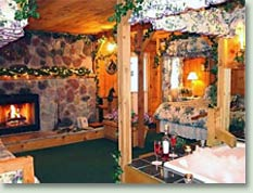 Lake Geneva Bed and Breakfast has romance!!