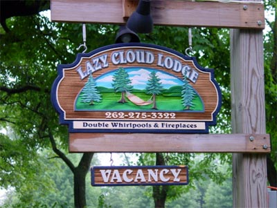Lazy Cloud Lodge
