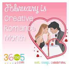 cr Lets Celebrate Creative Romance Month