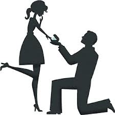 on bended knee On Bended Knee Wedding Proposal for National Proposal Day