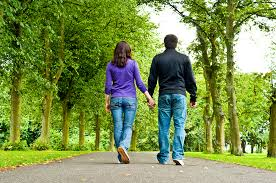 couples walking 5 Great Ways to Celebrate Couples Appreciation Month